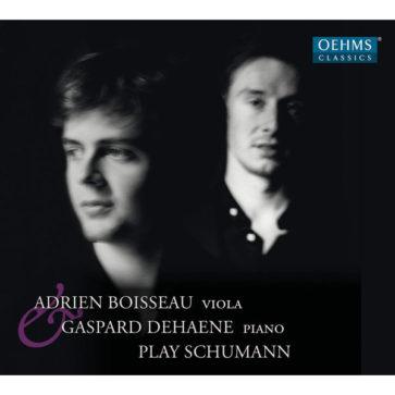 Boisseau / Dehaene Play Schumann